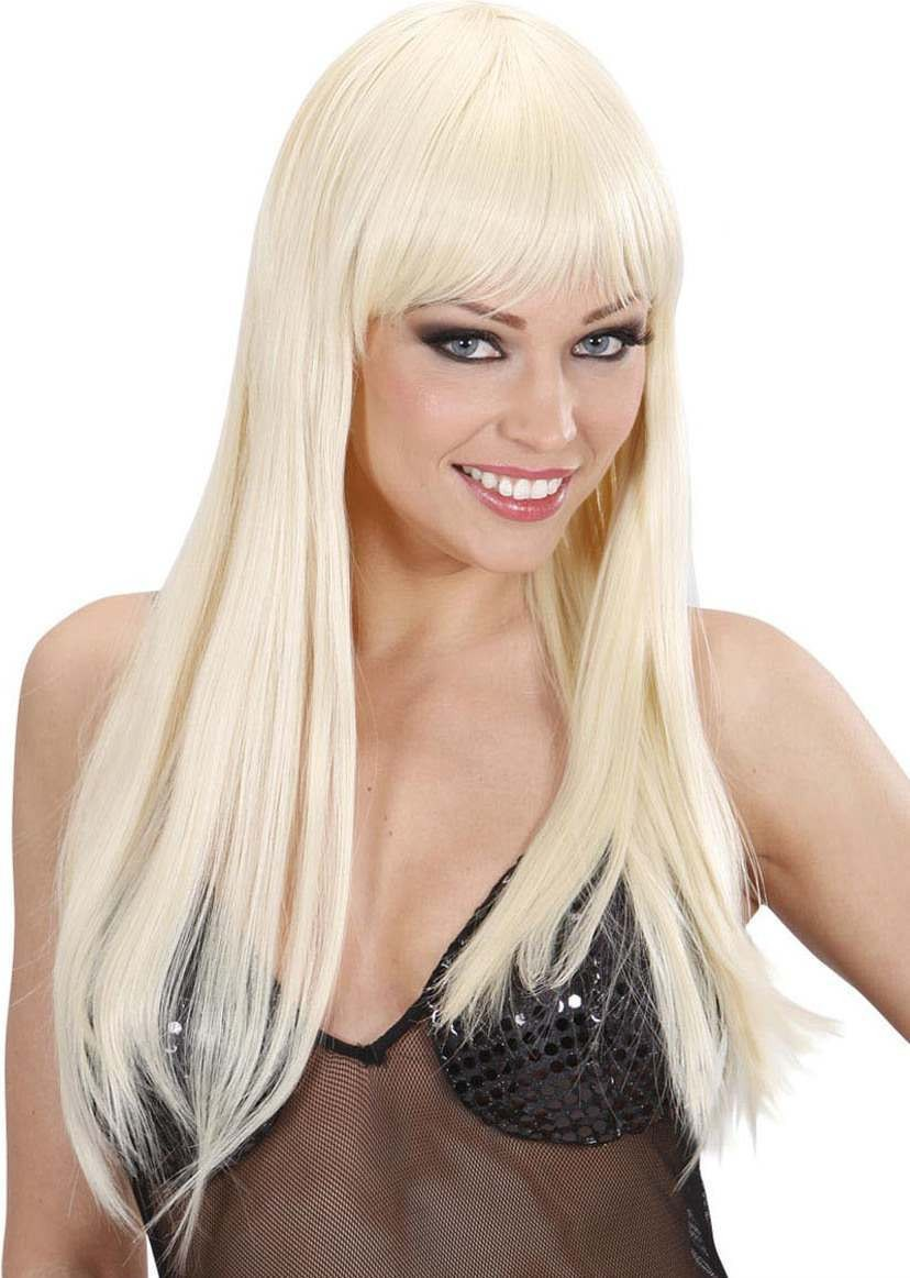 Ladies Cherie Wigs - Blonde (Dream Hair) Wigs - (Blond)