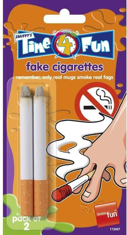 Fake Cigarettes, Time 4 Fun Tricks