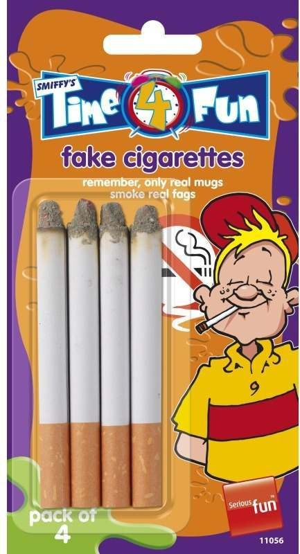 Adult Unisex Fake Cigarette Tricks
