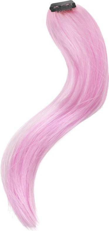Hair Extensions Eyelashes - (Pink)