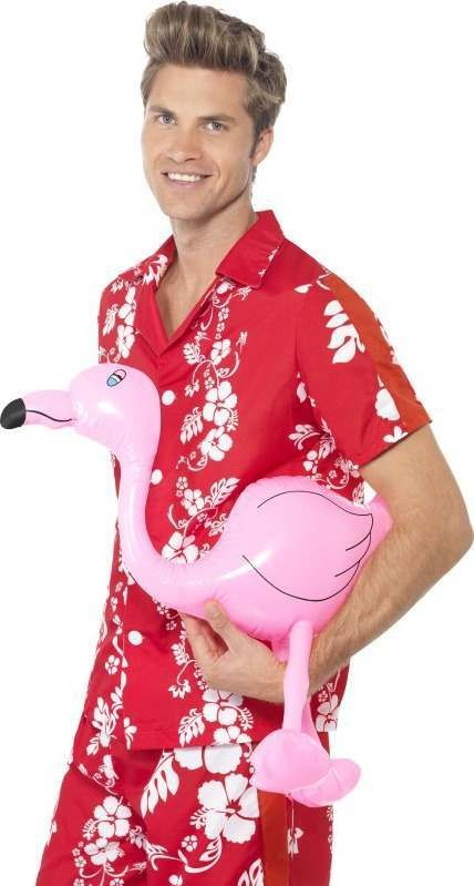 Inflatable Flamingo Inflatables - (Pink)