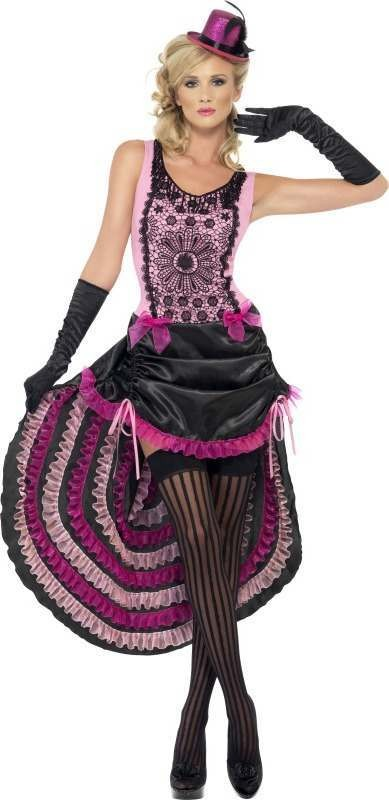 Ladies Burlesque Beauty Costume Burlesque Outfit