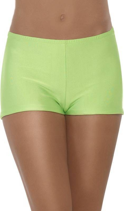 Hot Pants - (Green)