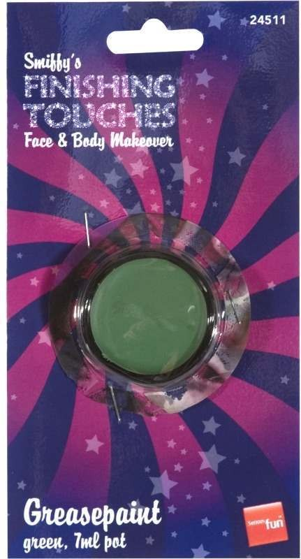 Green Greasepaint - Fancy Dress