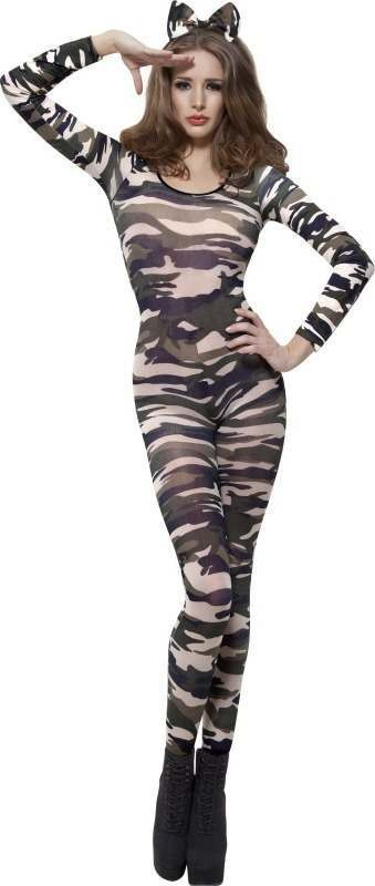 Camouflage Bodysuit Other