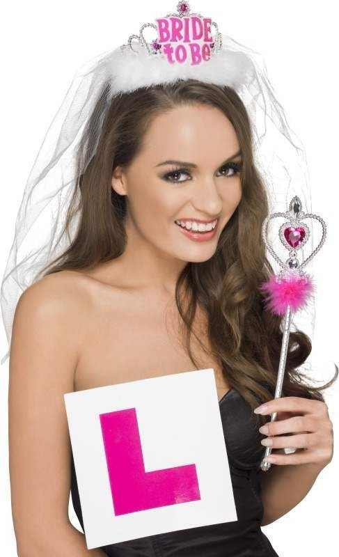 Ladies Hen Party Kit Hen & Stag Other