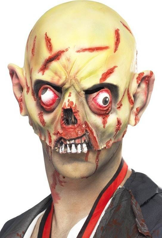 Mens Zombie Mask Halloween Masks