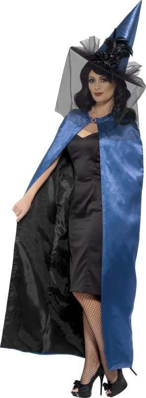 Ladies Reversible Cape Halloween Other
