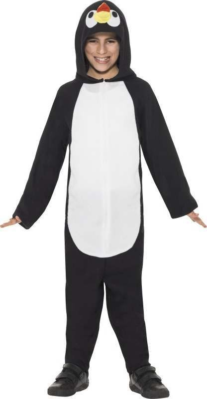 Boys Penguin Boy, Costume Animal Outfit