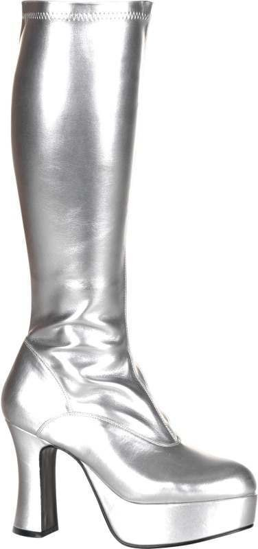 Fever Knee Boots Fancy Dress Ladies