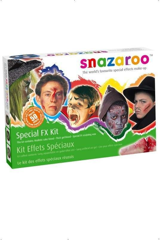 Snazaroo Special Fx Kit - Fancy Dress