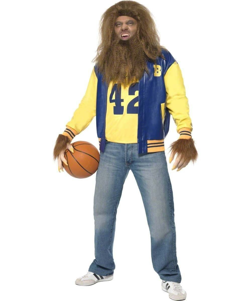 Mens Teen Wolf Costume Halloween Outfit