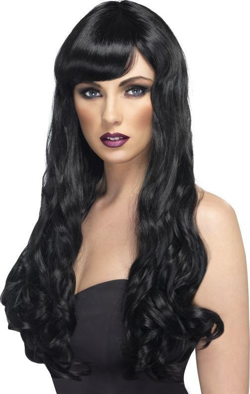 Desire Wig (Fancy Dress Wigs) - Black