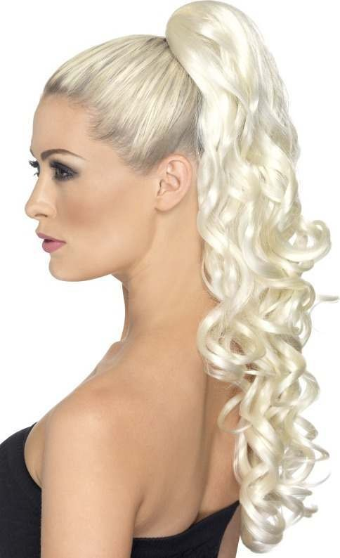 Divinity Hair Extension Wigs - (Blonde)