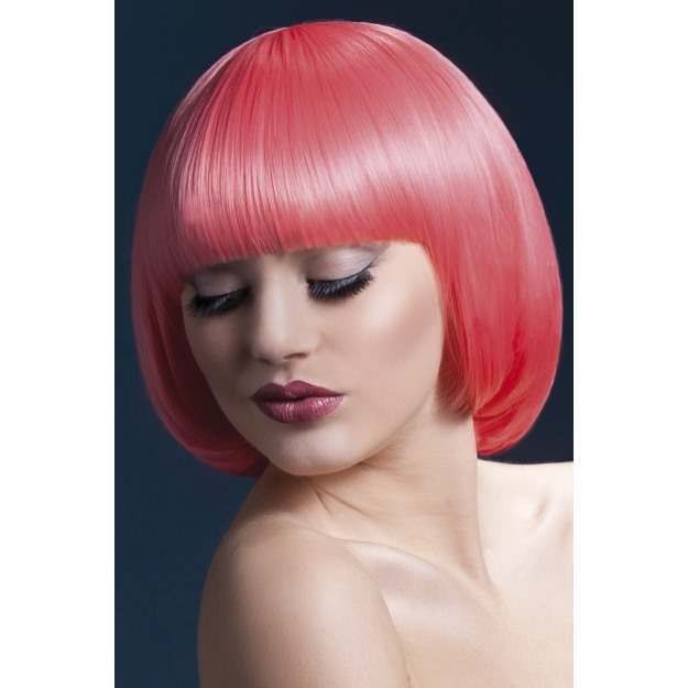 Fever Mia Wig, 10Inch/25Cm Wigs - (Red)