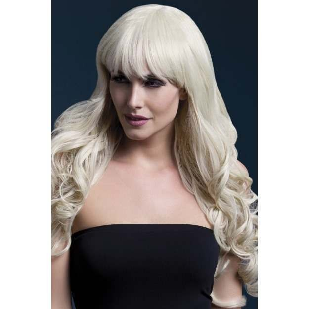 Fever Isabelle Wig, 26Inch/66Cm Wigs - (Blonde)