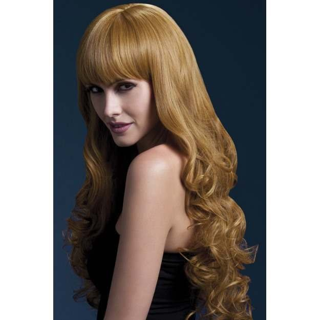 Fever Isabelle Wig, 26Inch/66Cm Wigs - (Auburn)