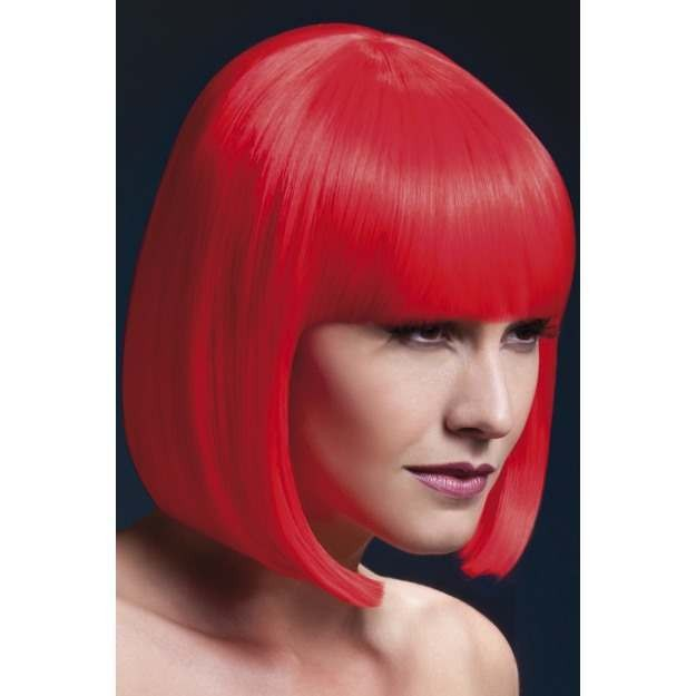 Fever Elise Wig, 13Inch/33Cm Wigs - (Red)