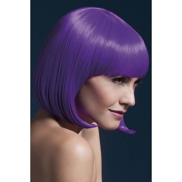 Fever Elise Wig, 13Inch/33Cm Wigs - (Purple)