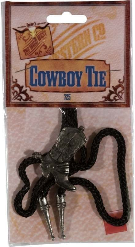 Bootlace Tie - Fancy Dress (Cowboys/Indians)