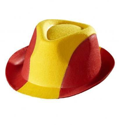 World Cup Fedora Supporters Hat Spain