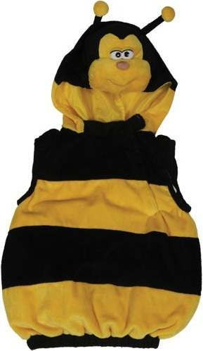 Bumble Bee (18-24 Months) Fancy Dress (Animals)
