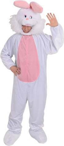 Childs Unisex Mini Mascots - Bunny Rabbit Animal Outfit - One Size