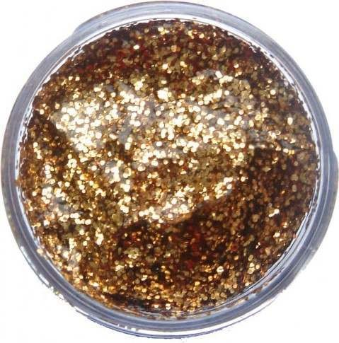 Glitter Gel - Red Gold 12Ml Fancy Dress - (Snazaroo)