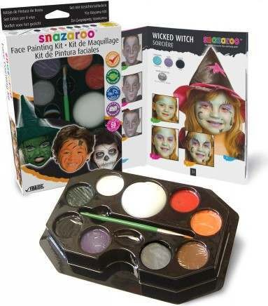 Halloween Face Painting Kit (Snazaroo)