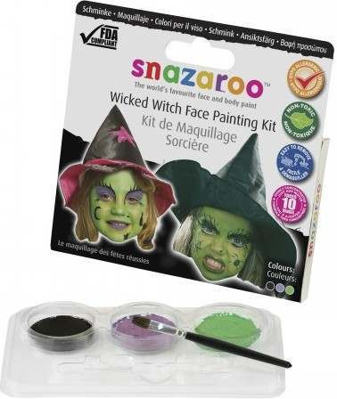 Wicked Witch Theme Pack (Snazaroo)