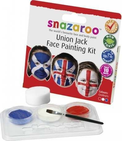 Theme Pack / Union Jack (Snazaroo)