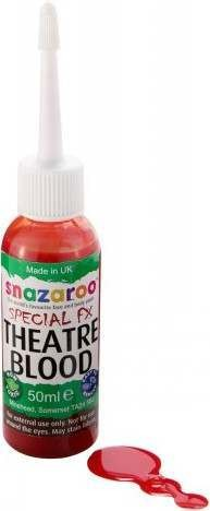 Theatre Blood 50Ml - Light (Snazaroo)