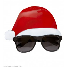 Santa Claus Fancy Dress Sun Glasses