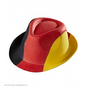 World Cup Fedora Supporters Hat Germany