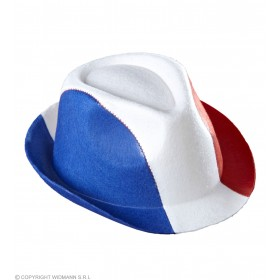 World Cup Fedora Supporters Hat France