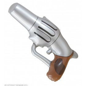 Inflatable Western Cowboy Gun Fancy Dress Accessory