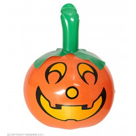 Inflatable Pumpkin 46cm Halloween Accessory