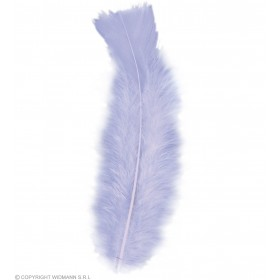 Bag Of Feathers Purple - Fancy Dress