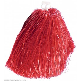 Pom Pom Red - Fancy Dress