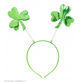 Green St. Patrick'S Day Head Boppers