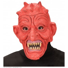 Devil Mask - Fancy Dress (Halloween) Sanc1335D