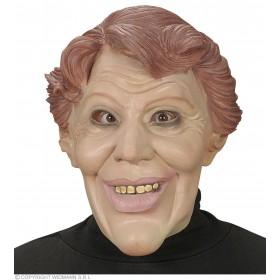 Caricature Mask - Elizabeth - Fancy Dress