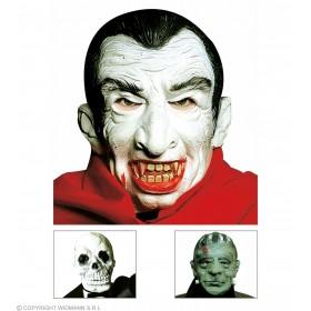 Horror Masks 3 Styles - Fancy Dress (Halloween)