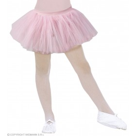 Child Size Pink Ballerina Tutus Fancy Dress Costume