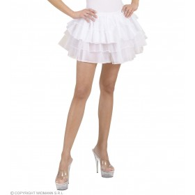 White Fantasy Tutus - Adult Size - Fancy Dress Ladies