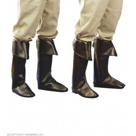 Leather Boot Covers - Fancy Dress