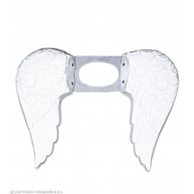 Angel Wings Plastic Kids - Fancy Dress (Christmas)