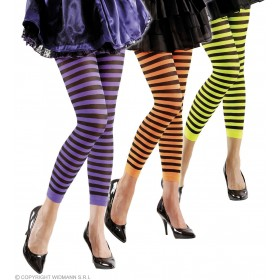 Leggings Striped 3 Cols - 70 Den - Fancy Dress