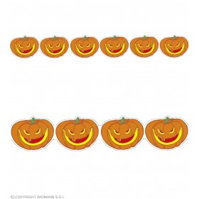 Pumpkin Garland - 3M - Fancy Dress (Halloween)