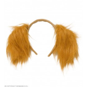 Plush Dog Ears - Fancy Dress (Animals)